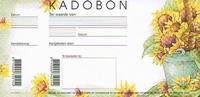 Kadobon 10  1 stuks